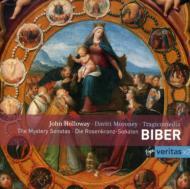 Rosenkranz-sonaten: Holloway(Vn)moroney(Cemb) / Biber