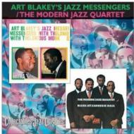 Jazz Messengers With Thelonious Monk / Blues At Carnegie Hall