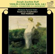 Violin Concerto.1, 2: Neftel(Vn), Stadlmair / Bamberg.so
