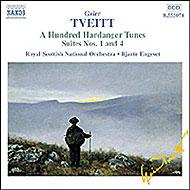 「100のハルダンゲルの旋律」〜管弦楽組曲第1番/第4番 エンゲセット/ロイヤル・スコティッシュ管弦楽団