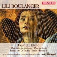 ブーランジェ:カンタータ「ファウストとエレーヌ」他 トルトゥリエ/BBCフィル