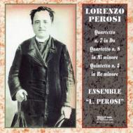String Quartet.7, 8, Quintet.2: Ensemble L.perosi