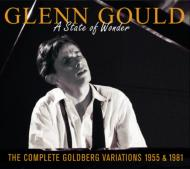 バッハ(1685-1750)/Goldberg Variations(1955 1981 Interview About 1981 Recording): Gould