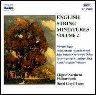 <イギリス弦楽小曲集2> ロイド=ジョーンズ/イギリス・ノーザン・フィルハーモニア