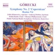 交響曲第2番「コペルニクス党」/主を信ずる者は幸いなり ヴィト/ポーランド国立放送交響/他