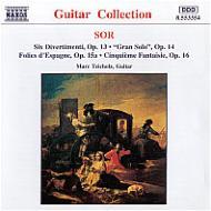ソル:ギター作品集 テイコルツ(g)