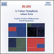 色彩交響曲/バレエ音楽「アダム・ゼロ」 ロイド=ジョーンズ/イギリス・ノーザン・フィルハーモニア
