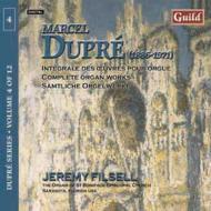 Complete Organ Works Vol.4: Filsell