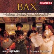 バックス:ロンドン・ページェント、交響詩「キャサリーン・ニ・フーリアン」ほか ブラビンズ/BBCフィルハーモニック