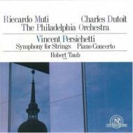 Sym.5, Piano Concerto: Taub(P)Muti / Philadephia.o