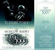 Cello Concerto: Fedoseyev / Moscow.rso +tchaikovsky
