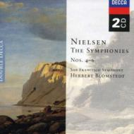 Sym, 4, 5, 6, Orch.works: Blomstedt / Sfso