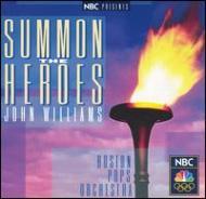 Nbc Presents Summon The Heroes: Williams / Boston Pops.o