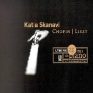 ショパン:変奏曲集、リスト:ペトラルカのソネット第123番、『ヴェネツィアとナポリ』より スカナヴィ