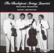 String Quartet.67, 79 / Piano Quartet: Horszowski(P)Budapest Q