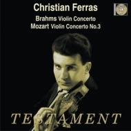ヴァイオリン協奏曲./ .3 Ferras、Schuricht / ウィーン・フィル、Munchinger / Stuttgart.co