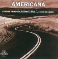Americana-choral Works: Michigan Chamber Choir