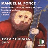 Guitar Works Vol.3: Ghiglia(G)