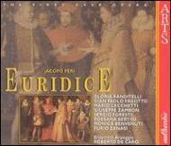 歌劇「エウリディーチェ」全曲 ロベルト・デ・カロ&アンサンブル・アルペッジョ、バンディテッリ、ファゴット他