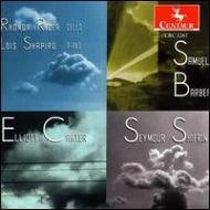 Cello Sonatas: Rider / Shapiro