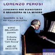 Piano Concerto: M.d.ponti(P)sacchetti(Cond)