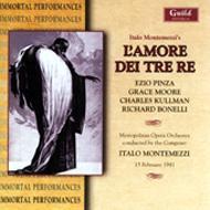 L'amore Dei Tre Re: Montemezzimet Opera (1941.2.15)