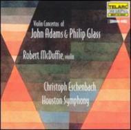 Violin Concerto: Mcduffy, Eschenbach / Houston.so
