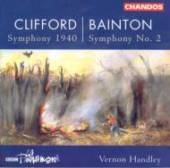 [オーストラリア作曲家の作品集]ベイントン:交響曲第2番他 ハンドリー/BBCフィル