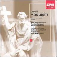 Requiem: Plasson / Toulouse Capitole O Von Otter Hampson Alain(Org