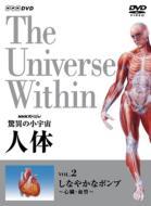 NHKスペシャル/Nhkスペシャル 驚異の小宇宙 人体しなやかなポンプ