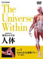NHKスペシャル/Nhkスペシャル 驚異の小宇宙 人体なめらかな連携プレー