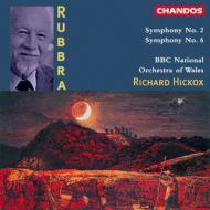 ラッブラ:交響曲第6番、第2番 ヒコックス/BBCウェールズ国立管弦楽団