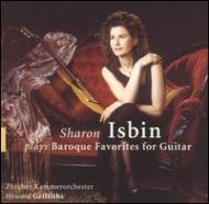 violin Concerto / Mandorin Concerto, Etc: Sharon Isbin(G)griffith /