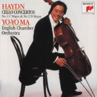 Cello Concerto.1, 2 / : Yo-yo Ma(Vc), Garcia / Eco, Zukerman / St.paul.co