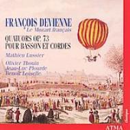 Bassoon Quartets Op.73 : Lussier(Fg)Thouin, Plourde, Loiselle
