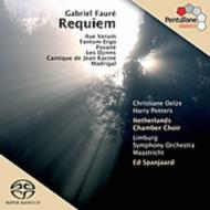 Requiem, Etc: Spanjaard / Limburgso Netherlands Chamber Cho Oelze