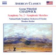 交響曲第2番/交響的スケッチ クチャル/ウクライナ国立放送交響楽団