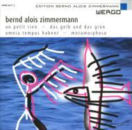 Un Petit Rien, Etc: Hirsch / Collegium Novum Zurich Luz(S)
