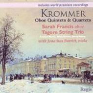Oboe Quintet, Quartet: S.francis(Ob)Tagore String Trio Barritt(Va)