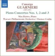 ピアノ協奏曲第1番、第2番、第3番 バロス、コンリン&ワルシャワ・フィル