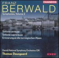 ベルワルド:交響曲全集第2巻−交響曲第1番、第2番/ダウスゴー(指揮)、デンマーク放送交響楽団