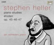 ヘラー:練習曲集 ヤン・フェルミューレン(p)