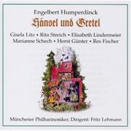 Hansel Und Gretel: Lehmann / Munich Po Litz Streich Gunter Schech Etc