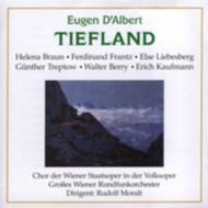Tiefland: Moralt / Vienna Ro Treptow Braun Berry F.frantz (1954)