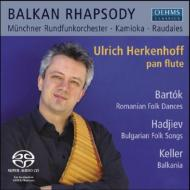 Herkenhoff(Pan-flute)Balkan Rhapsody