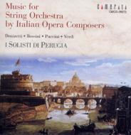プッチーニ:「菊」—イタリア・オペラ作曲家による作品集/イ・ソリスティ・ディ・ペルージャ