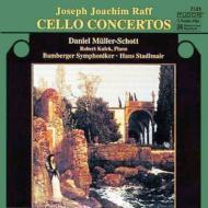 Cello Concerto.1, 2, Etc: Muller-schott(Vc)Stadlmair / Bamberg So Etc