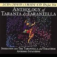 Anthology Of Taranta & Tarantelia