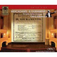 歌劇『誓い』全曲 アルブレヒト&ウィーン国立歌劇場、ドミンゴ、バルツァ、ザンピエーリ(2CD)