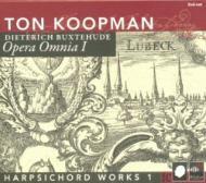 チェンバロ作品集 Vol.1 コープマン(cemb)(2CD)